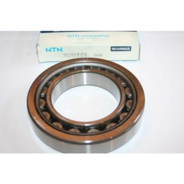 NTN NU-215.C3 Cylindrical Roller Bearing NU215C3  ** NEW **