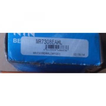 Cylindrical Roller Bearing - NTN MR7308EAHL