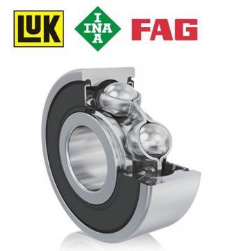 FAG & INA Bearing Distributor in Singapore