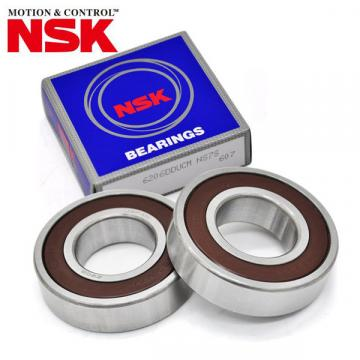 NSK Bearing Distributor in Singapore