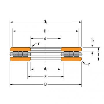 Bearing 140TP160
