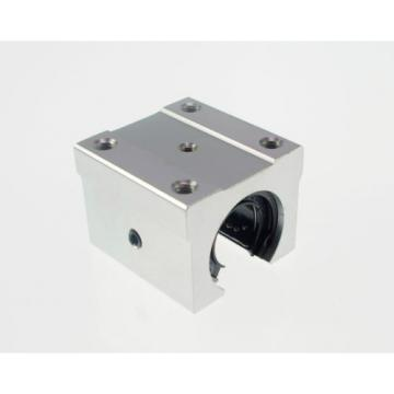 (1) Liner Motion Ball Units Pillow Block Slide With Open Bearing SBR16UU 16mm