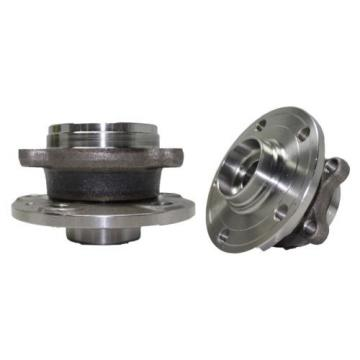 2 New Front Wheel Hub & Bearing Set for Audi A3 TT VW Passat Jetta Golf