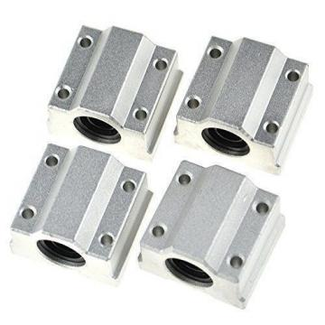 1/2/4pcs SC6UU-SCS30UU Linear Motion Ball Bearing Slide Unites Bushing Block CNC