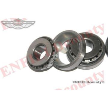 NEW SET OF 4 UNITS INNER PINION BEARING TAPERED CONE JEEP WILLYS REAR AXLE @AUD