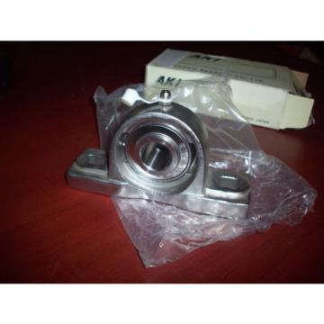 AKI  Bearing Units   Set Screw Locking Pillow Block Bearing MP204 (new)  MUCP204