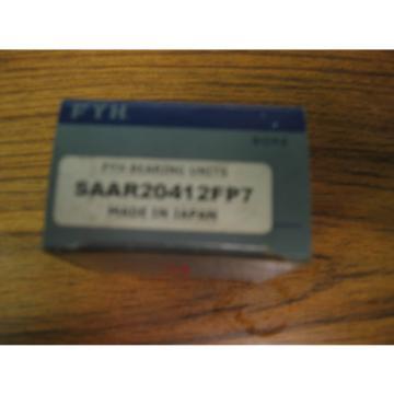 FYH Bearing Units SAAR20412FP7