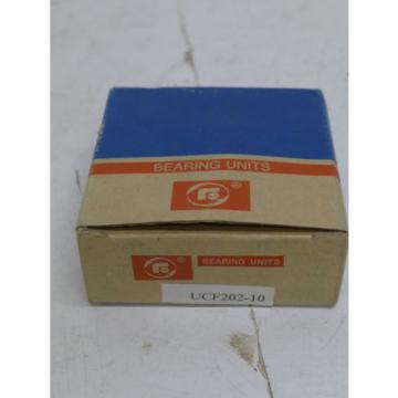 FS Bearing Units 5/8'' 4-Bolt Flange Bearings UCF202-10
