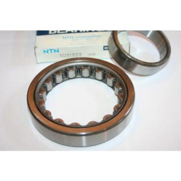 NTN NU-215.C3 Cylindrical Roller Bearing NU215C3  ** NEW **