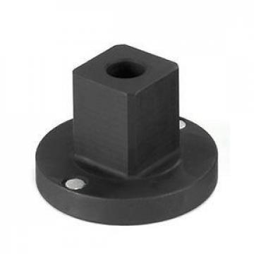 "3/8"" F x 1/2"" M Reducing Sleeve Adapter Grey Pneumatic 1138RA GRY"