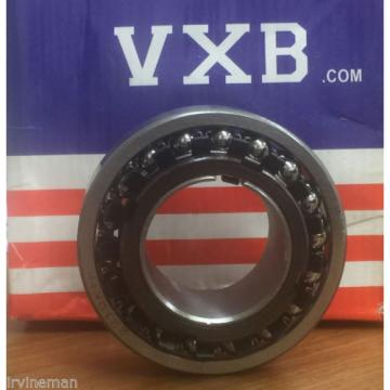 1306K+H Tapered Self Aligning Bearing with Adapter Sleeve 25x72x19